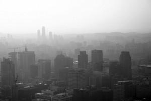 آلودگی هوای اصفهان و  تهران به مرز بحرانی رسید