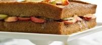 طرز تهیه کیک سیب با ادویه دارچین و تکه های سیب