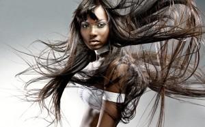 روش صحیح استفاده از اتوی موی سر