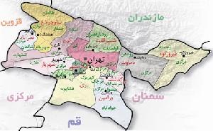 چند درصد تهرانیها در تهران به دنیا آمدهاند؟