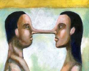 پنج دروغ عمده مردان به زنان چیست؟