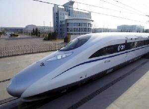 ثبت رکورد جدید و باور نکردنی سرعت قطار در چین