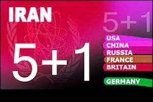آغاز مذاکرات ایران و گروه 1+5