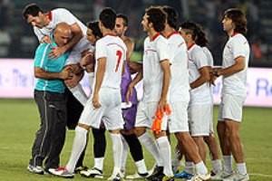 ارسال فهرست بازیکنان تیم ملی فوتبال به AFC