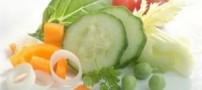 با خوردن این سبزیها عمرتان را زیاد کنید!