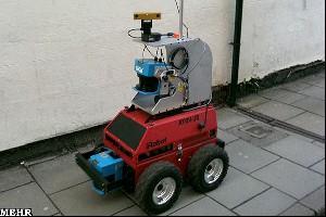 روباتی که قادر است روزنامه بخواند!!