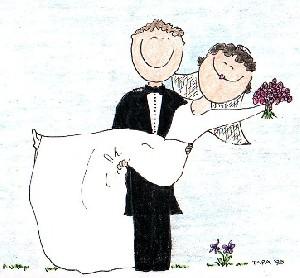 « بله » عروس خانم پس از 65 سال !