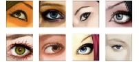 طالع بینی و روانشناسی رنگ چشم ها