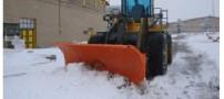 اقدام عجیب یک شهردار روسی برای برف روبی
