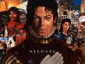 آلبوم جدید مایکل جکسون به بازار آمد !
