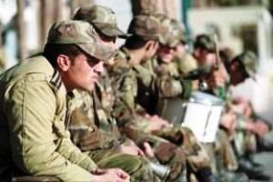 شرایط بخشیده شدن اضافه خدمت سربازان