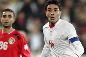 بازیکن ایرانی دهمین فوتبالیست برتر آسیا در سال 2010