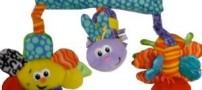 مواظب رنگ اسباب بازی کودکان خود باشید