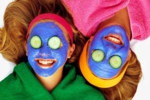 ماسکی برای از بین بردن لکه های صورت و روشن کننده پوست