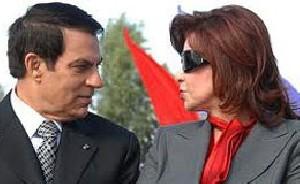 فراری شدن داماد و دختر رئیس جمهور تونس