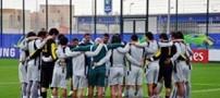 نخستین تمرین پرنشاط تیم ملی پس از شکست کره