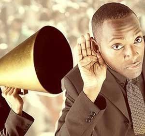 گوش دادن، مهمترین مهارت ارتباطی