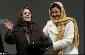 بستری شدن مهری ودادیان بازیگر محبوب ایرانی در بیمارستان