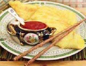 طرز تهیه امرسی غذای معروف ژاپنی