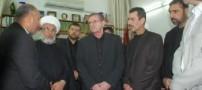 مسلمان شدن استاد دانشگاه آلمانی در کربلا !