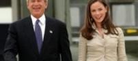 درخواست ازدواج همجنس بازان توسط دختر بوش