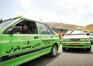 سارق زن نمای تاكسی بانوان بازداشت شد