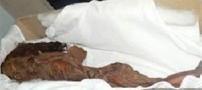 کشف جسد دختر مومیایی شده در اصفهان