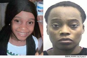قتل دختر 7 ساله با گرسنگی دادن توسط مادرش