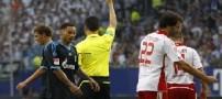 اخراج 36 بازیکن در یک مسابقه فوتبال در آرژانیتن