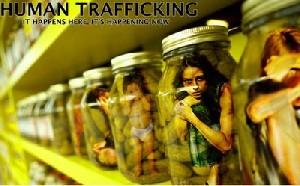 بدترین و چندش آورترین شیوه قاچاق انسان
