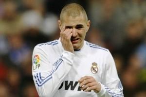 رئال مادرید با درخشش کریم بنزما بازی را برد