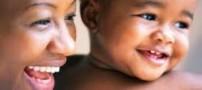 تأثیر بسیار جالب لبخند نوزاد روی مادر