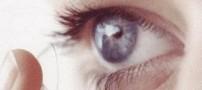 آیا شما از لنز رنگی استفاده می کنید؟