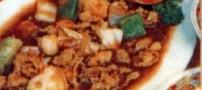 طرز تهیه پاپارا غذایی خوشمزه با گوشت چرخ کرده