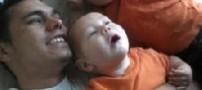 خفه كردن دو کودک خردسال توسط پدر بی رحم