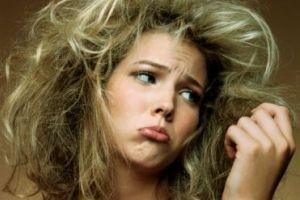 معجونی برای جلوگیری از زود چرب شدن مو