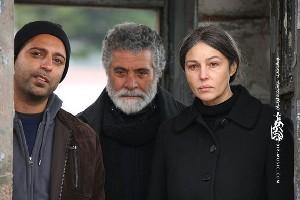 بهروز وثوقی و مونیکا بلوچی در فیلم جدید بهمن قبادی