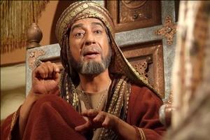 گفتگو با بازیگر نقش بن یزید در سریال مختارنامه