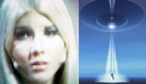 خانم جیوانا از ایتالیا کسی است که از انسانهای فضایی باردارشده!