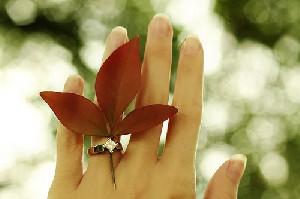 رمز پنهان و بسیار جالب در انگشت حلقه