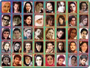 سال تولد و میزان تحصیلات بازیگران معروف ایرانی