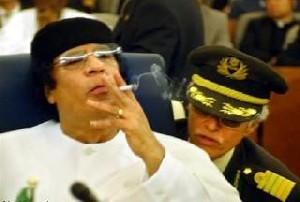 سلاح جدید قذافی : محرک های جنسی