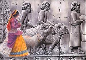 گزارشی جالب و خواندنی از ایرانیان باستان