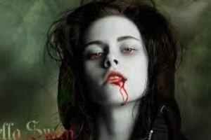 پیدا شدن اولین زن خون آشام در حالتی بسیار عجیب