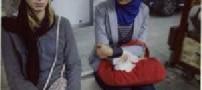 راه حل دو دختر برای دفاع از حجاب