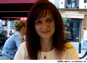 زنی که با تغییر جنسیت رقیب سارکوزی شد !!