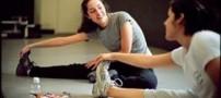 رابطه بین میل جنسی حرکات کششی ورزش