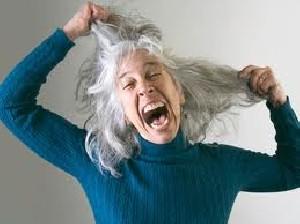 سفید شدن موهای خود را به تأخیر بیندازید !