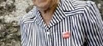 نامزدی زنی 101 ساله برای انتخابات + عکس