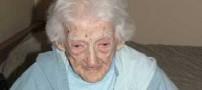 2 راز طول عمر پیر ترین زن جهان